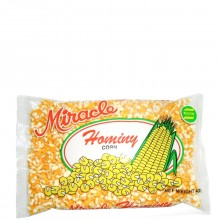 MIRACLE HOMINY CORN 400g