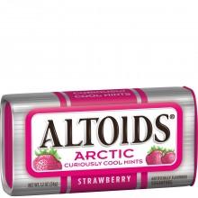 ALTOIDS ARCTIC STRAWBERRY 34g