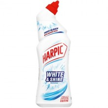 HARPIC WHITE & SHINE ORIGINAL 750ml