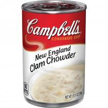 CAMPBELLS NEW ENG CLAM CHOWDER 10.75oz