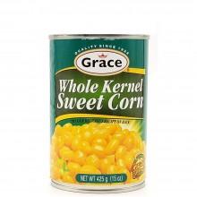 GRACE CORN SWEET WHOLE KERNEL 425g