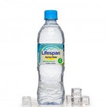 LIFESPAN SPRING WATER 500ml