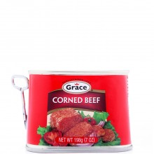 GRACE CORNED BEEF 7oz