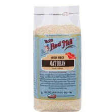 BOBS RED MILL OAT BRAN CEREAL 18oz