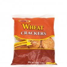 BUTTERKIST WHEAT CRACKERS 113g