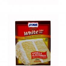 JF MILLS CAKE MIX WHITE 500g