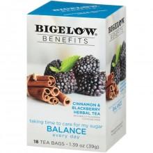 BIGELOW TEA BENEFITS BALANCE 18s