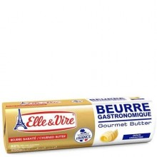 ELLE & VIRE BUTTER UNSALTED GOURMET 500g