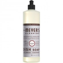 MRS MEYERS DISH SOAP LAVENDER 16oz