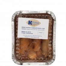 KIBBY KORNER BEEF & RICE CABBAGE ROLL 6p