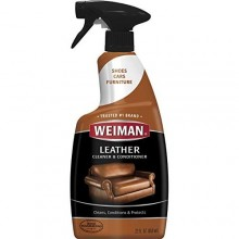 WEIMAN LEATHER CLEANER & POLISH 12oz