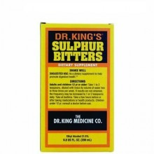 DR KINGS SULPHUR BITTERS 200ml