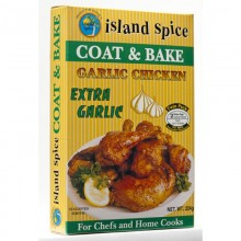 ISLAND SPICE COAT & BAKE GAR CHICKEN 8oz