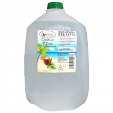 BARNHILL ORGANIC COCONUT WATER 1gal