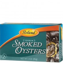ROLAND OYSTER SMOKED LARGE 3oz