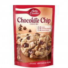 BETTY CRKR COOKIE CHOCOLATE CHIP 496g