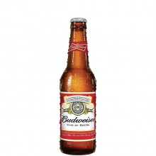 BUDWEISER BOTTLE 12oz