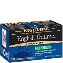 BIGELOW TEA ENGLISH TEATIME 20s