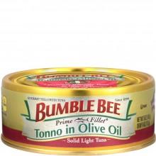 BUMBLE BEE TUNA OLIVE OIL 142g