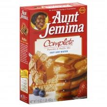 AUNT JEMIMA PANCAKE MIX COMPLETE 1lb