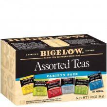 BIGELOW TEA 6 ASSORTED 18s