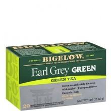 BIGELOW TEA EARL GREY GREEN 20s