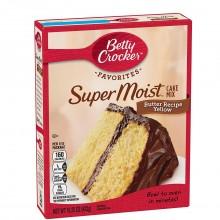 BETTY CRKR CAKE YELLOW BUTTER 432g