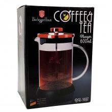 BERLINGER HAUS COFFEE PLUNGER 600ml