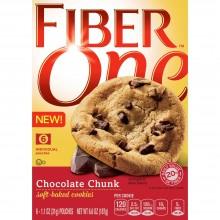 FIBER ONE S/BAKE COOKIE CHOC CHUNK 187g