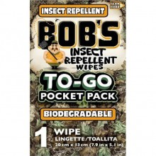 BOBS INSECT WIPES 12ct