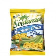 SOLDANZA PLANTAIN CHIPS 45g
