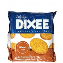 BERMUDEZ DIXEE CRACKERS WHEAT 276g