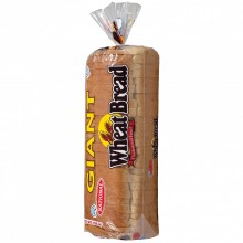 NATIONAL BREAD GIANT W/WHEAT SLC 28oz