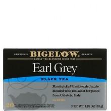 BIGELOW TEA EARL GREY BLACK  20s