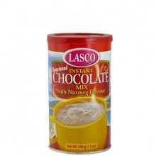 LASCO INSTANT CHOCOLATE 12oz