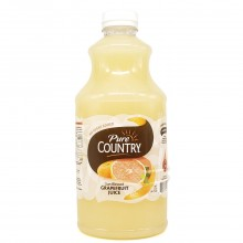 PURE COUNTRY GRAPEFRUIT 1.5L