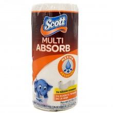 SCOTT PAPER TOWEL MULTI ABSORB 80s