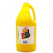 PAL DISHWASHING LIQUID LEMON 2L