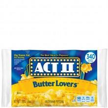 ACT II POPCORN BUTTER LOVERS 3oz
