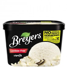 BREYERS VANILLA LACTOSE FREE 1.41L