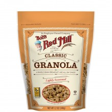 BOBS RED MILL GRANOLA CLASSIC 12oz
