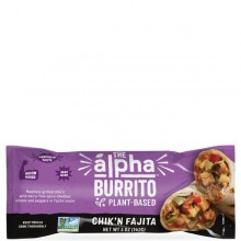 ALPHA CHICKEN FAJITA BURRITO 5oz