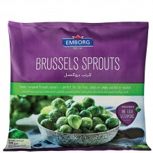 EMBORG BRUSSEL SPROUTS 900g