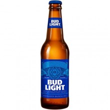 BUD LIGHT BOTTLE 12oz