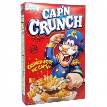 QUAKER CAPN CRUNCH 14oz