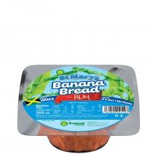 ST MARYS BANANA BREAD WITH RUM 4oz
