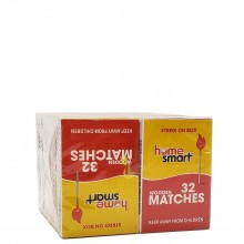 HOME SMART WOODEN MATCHES 10x32s