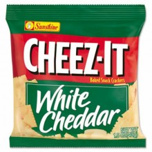 KEEBLER CHEEZ-IT WHITE CHEDDAR 43g