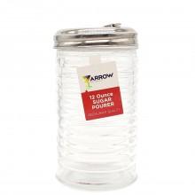 ARROW HOME GLASS SUGAR POURER 12oz