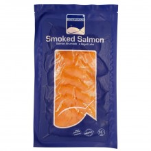 GOURMAR SALMON SMOKED SLICED 227g